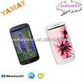4.7 pulgadas android mtk 6577 3g smartphone con doble cámara