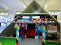 Simulador de 5D teatro con cabina