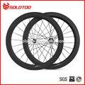 2015 caliente nueva parte de la bicicleta de carbono 700c chino de bicicleta de carretera ruedas, el precio del oem apoyo!