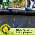 La agricultura de plástico cubierta de tierra de malezas esteras/alfombrillas