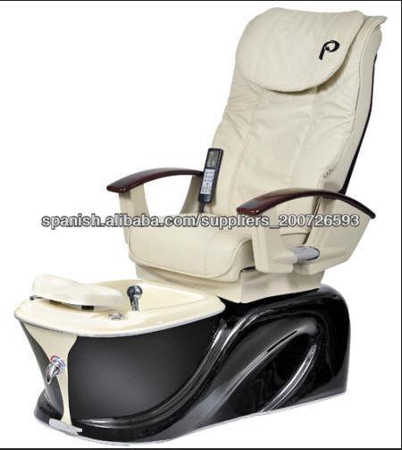 pipeless silla de pedicure spa para utilizar muebles de salón de