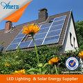 residencial de control automático de fuera de la parrilla de 3kw electricidad solar sistema de generación para el hogar