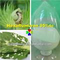 De alta actividad insecticida 95% hexaflumurón tc
