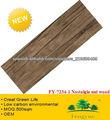 FY-7234-1 Profundo Suelos PVC en relieve