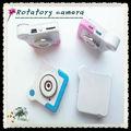de alta definición cámara de vídeo cámara rotatory