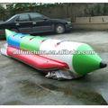 barco, barco de plátano, barco inflable