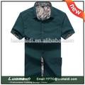 venta al por mayor, 100% camisas de algodón oxford, el color de la camisa oxford