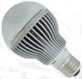 LED Bulb- 5 Watt 230VAC energy saving high lumens solid state long life Low price