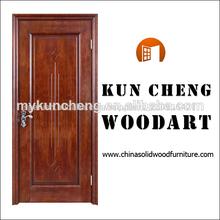 villa de lujo de la decoración de estilo de madera maciza de madera de exterior de la puerta para la gente rica