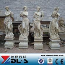 hembra estatuas del jardín de venta al por mayor