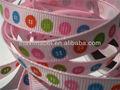 China de la cinta directamente de fábrica barata customed alta calidad lavable de poliéster satinado