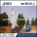 Funcional dfc-s300 montados en camiones para la máquina de perforación de pozos