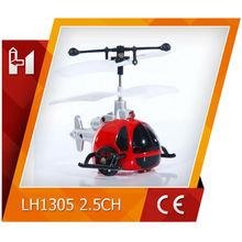 super mini infared lh1305 mini rc helicóptero de juguete juguetes electrónica importador