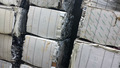 a granel 6061 de aluminio de chatarra de metal de los precios de valores de hong kong