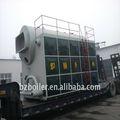 la caldera industrial equipos