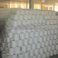 Polyester viscose fils de cône pour machine à tricoter 70/30 clours