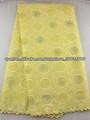 2013 Venta caliente africano 100% algodón cordón suizo de la gasa SL0288