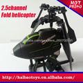Solo- hoja de rc helicóptero de juguete del rc helicóptero del rc