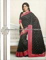 última moda sarees designer indiana saree bandej/sarees, umbigo saree/saris, vestidos de noiva sari de seda