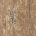 Café claro Color de madera como el grano azulejo de suelo de madera de inyección de tinta táctil 3D