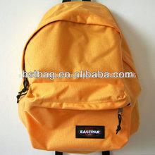 amarillo mochilacompartimiento principal bolsa mochila eastpak back pack