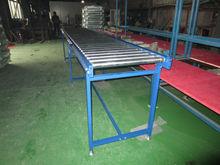 la gravedad de la cadena de rodillos motorizados de cintas transportadoras