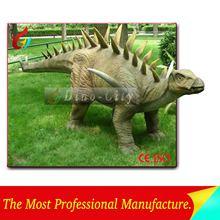 real del dinosaurio