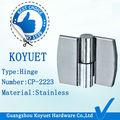 koyuet parte chuveiro acessórios atacado diretamente da fábrica wc montagem pesados dobradiça dobrável