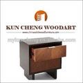 De madera de indonesia muebles/de madera maciza mueblesdeldormitorio/fábrica de mesilla de noche