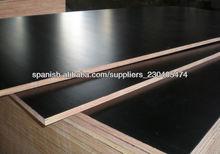 mejor calidad y precios más bajos wbp melamine film faced plywood contrachapado / marina para la construcción