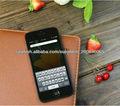 i5 teléfono inteligente teléfono móvil androide MTK6515 4.0 pulgadas de pantalla táctil GPS Wifi 8G plástico celular de memoria