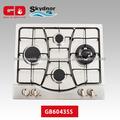 Cocina 2014 aparato construido- en 4 quemador de estufa de leña