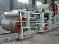 La fabricación de papel higiénico de pequeñas máquinas