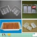Vends boîte d'emballage blister plastique bien macaron