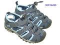 crianças sandálias macias
