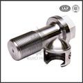 ISO9001 4 eje de torneado cnc parte, cnc de mecanizado de piezas