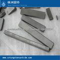 China carburo de tungsteno precio placas