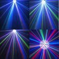 hermoso bola mágica efecto led luces caseras para dj