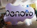Venta caliente inflable globo de nube, pvc inflable promocional de nube