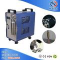 máquina de solda de alumínio portátil