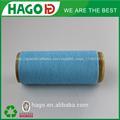 Ne 20s hilados de algodón reciclado