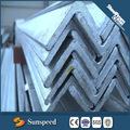 Sección de ángulo galvanizado