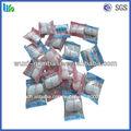 Hot vente de bonbons gélifiés bonbons à la menthe sans sucre xylitol gomme d'emballage. lotte au chocolat