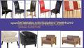 Sinoah cheap and morden PU Sofa chair/PU chairs