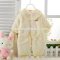 El otoño 2014 ropa bebe importados de china/monos de bebé babero de jogging