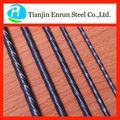 6mm pc de alambre para el ferrocarril traviesas de hormigón