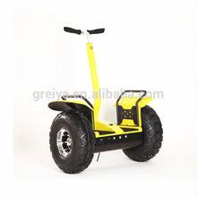 Off-road 2 ruedas scooters carros eléctricos
