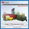 chatarra de prensas de metal para la venta