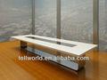 vidrio templado mesas de conferencia escritorio de oficina