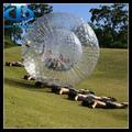 2014 Bola del zorb precio,La bola inflable durable del PVC o de TPU Zorb